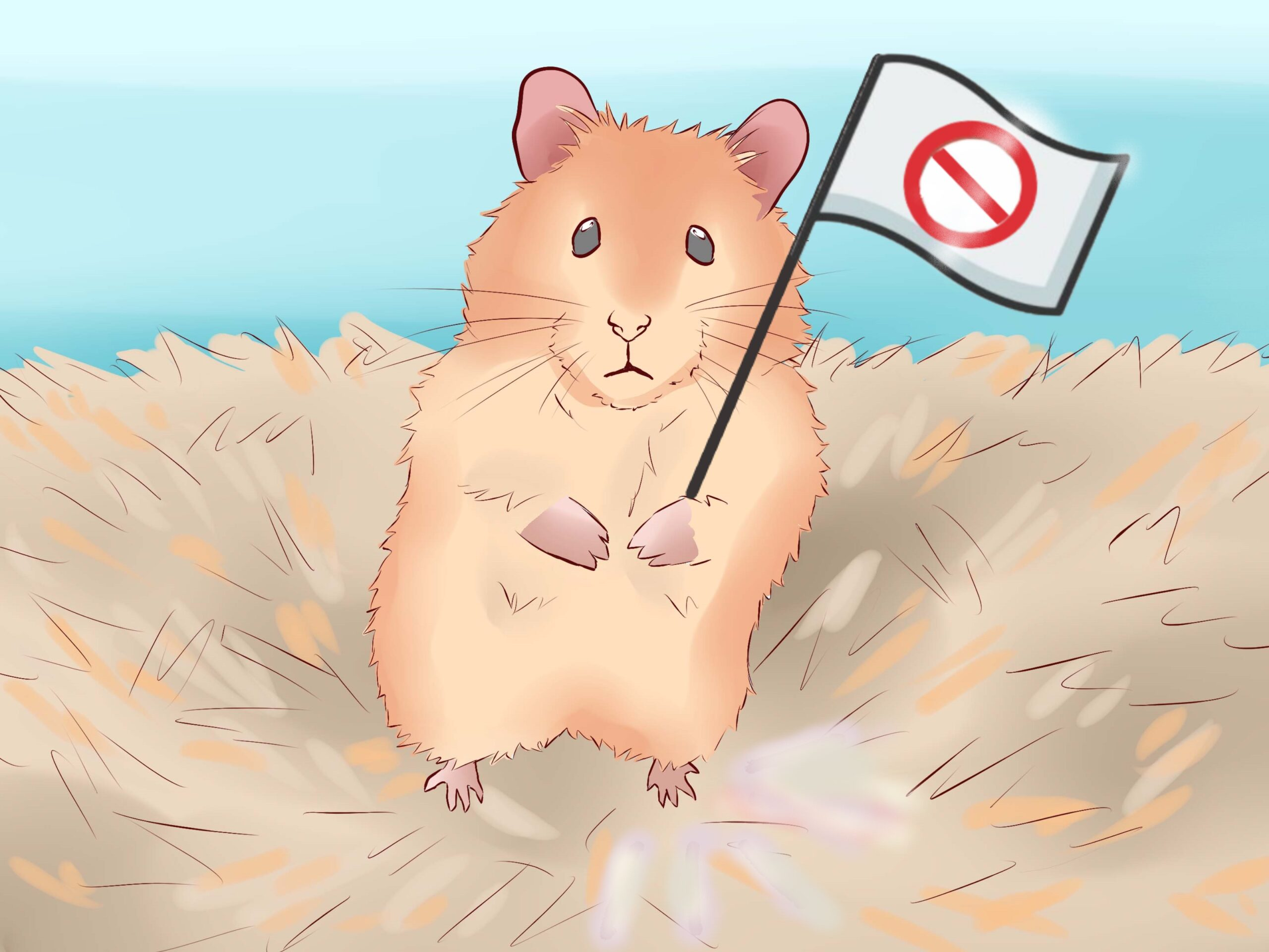 Hamsters are protected by the animal welfare act