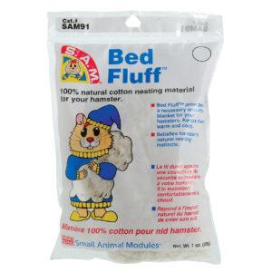 Penn Plax Bed Fluff Dangerous Hamster Bedding