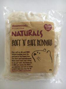 Rosewood Soft n Safe Dangerous hamster bedding